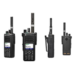 RADIOS PORTÁTILES DE DOS VÍAS MOTOROLA DGP™8550  DGP™5550
