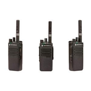 RADIO PORTÁTIL DE DOS VÍAS MOTOROLA DEP™ 550