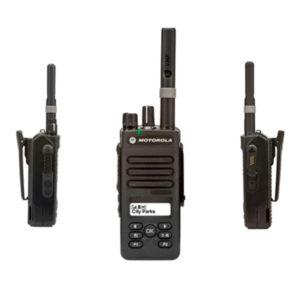 RADIO PORTÁTIL DE DOS VÍAS MOTOROLA DEP™ 570