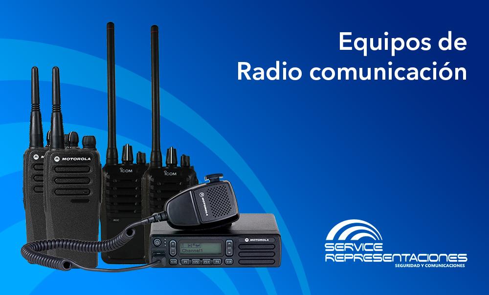 Alquiler y venta de equipos de radiocomunicación motorola en Lima Perú
