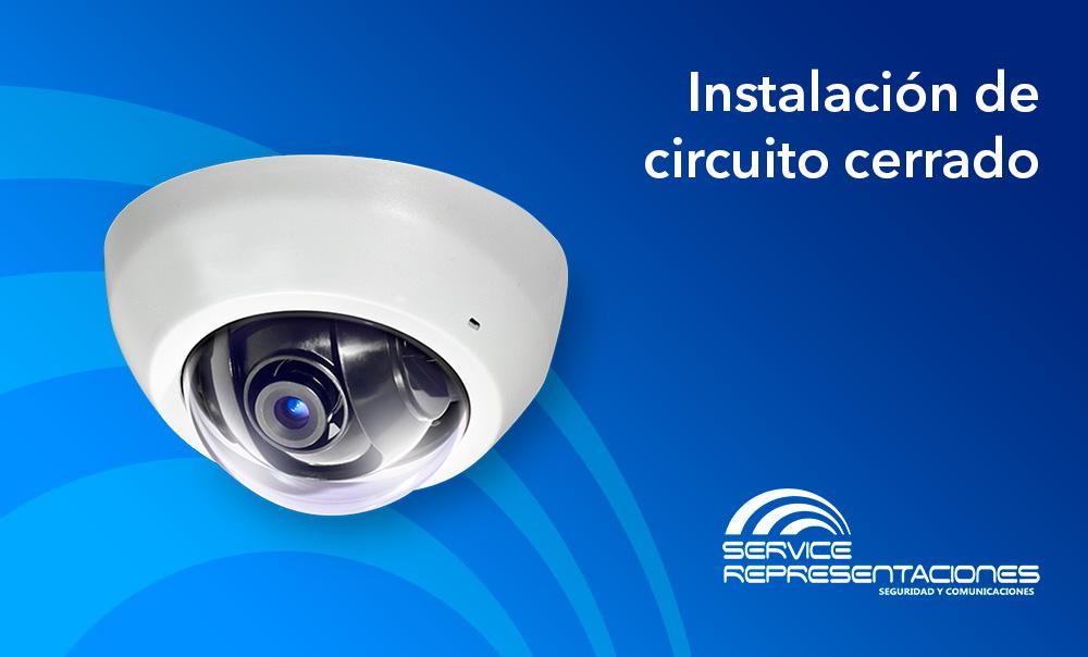 Instalación de circuito cerrado de seguridad en Lima