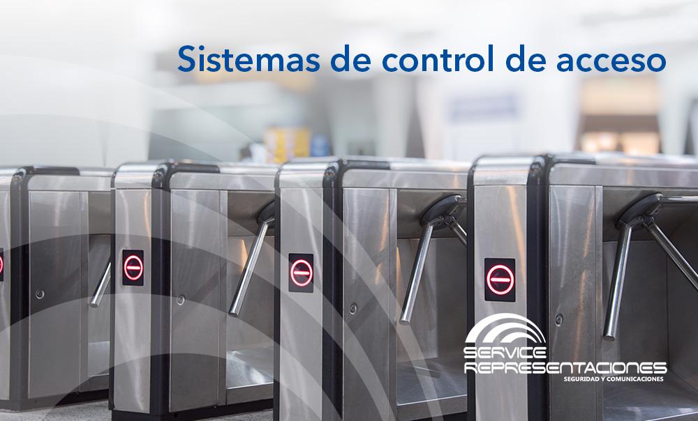 Sistema de control de acceso en Lima